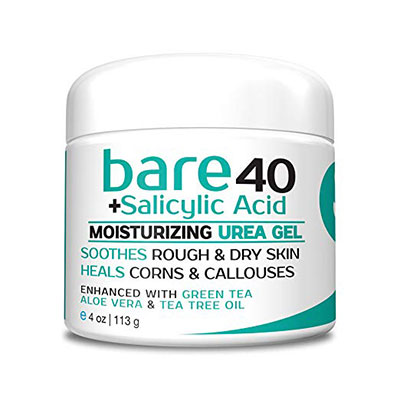 Bare-Urea-40%-Percent-Plus-Salicylic-Acid-Cream